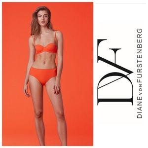 Diane Von Furstenburg Clementine Bikini set